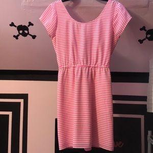 NWOT silk Madewell dress